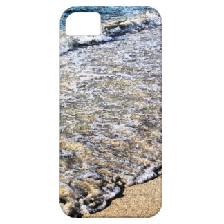 blue ocean wave i-phone case case for the iPhone 5