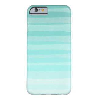 Blue Ombre iPhone Case