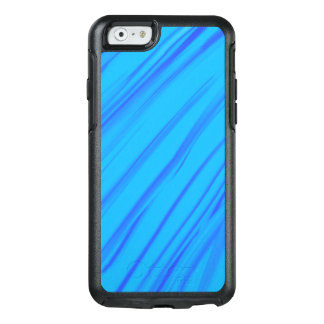blue on blue OtterBox iPhone 6/6s case