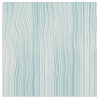 Blue optical lines fabric