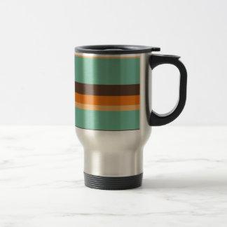Blue Orange Horizont Mug