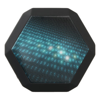 Blue Orbs 3D Black Boombot Rex Bluetooth Speaker