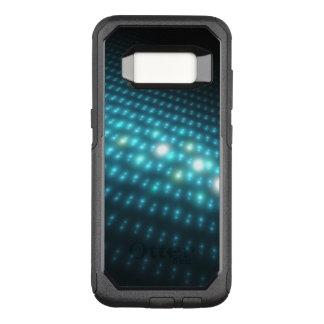 Blue Orbs 3D OtterBox Commuter Samsung Galaxy S8 Case