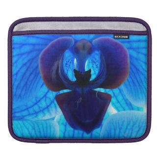 Blue Orchid Rickshaw sleeve iPad Sleeve
