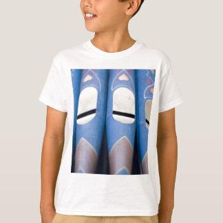 Blue Organ Pipes Shirt