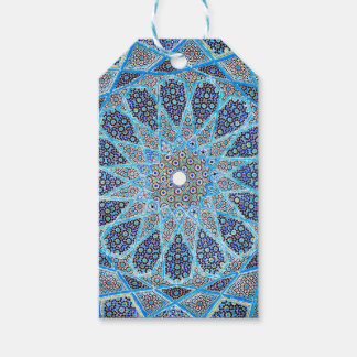 Blue Orient Gift Tags