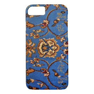 Blue Oriental Rug iPhone 8/7 Case