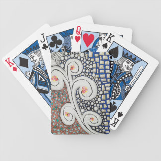 Blue Original Art, Playing Cards