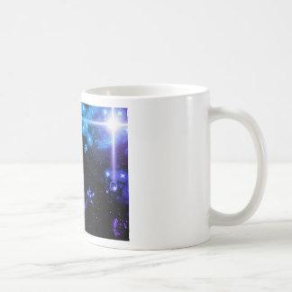 Blue Outer Space Coffee Mug