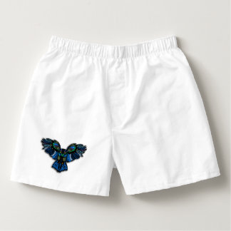 Blue Owl Boxers