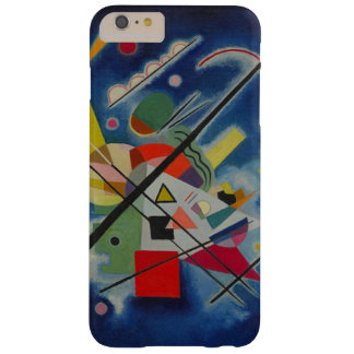 Blue Painting by Kandinsky Barely There iPhone 6 Plus Case