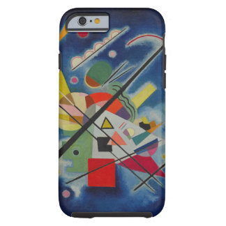 Blue Painting by Kandinsky Tough iPhone 6 Case