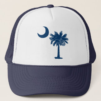 Blue Palmetto Hat
