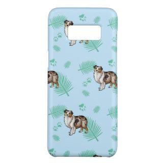 Blue Palms Aussie Case-Mate Samsung Galaxy S8 Case