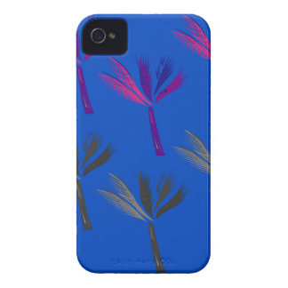 Blue palms exotic iPhone 4 case