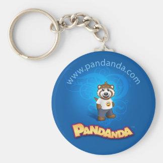Blue Pandanda Keychain