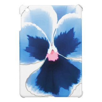Blue Pansy Flower 201711c Case For The iPad Mini