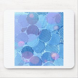 Blue Paradise Mouse Pad