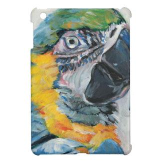 Blue Parrot iPad Mini Case