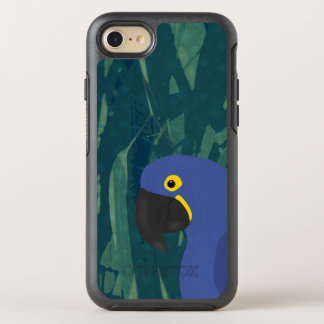 Blue Parrot iPhone7 Case
