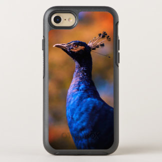 Blue Peacock OtterBox Symmetry iPhone 8/7 Case