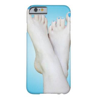 Blue Pedicure Spotlight Phone Case