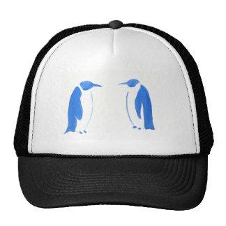 Blue Penguin Duo Cap