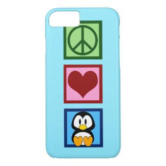 Blue Penguin iPhone 8/7 Case