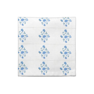 Blue Periwinkle Table Napkins