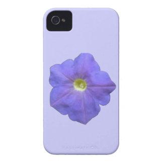 Blue Petunia Blackberry Bold Case