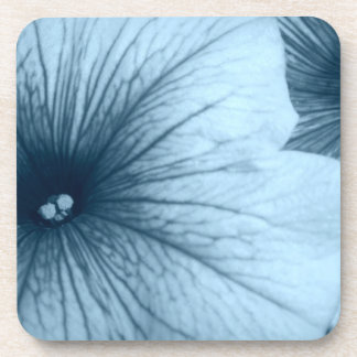 Blue Petunias Coaster