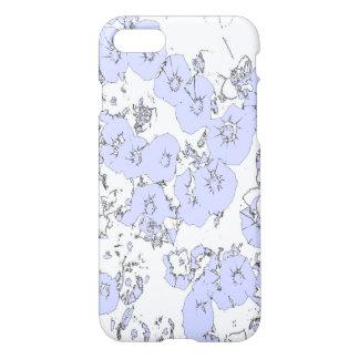 Blue Petunias iPhone 8/7 Case