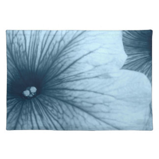 Blue Petunias Placemat