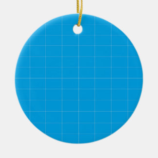blue pictures ornaments