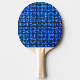 blue pixels ping pong paddle