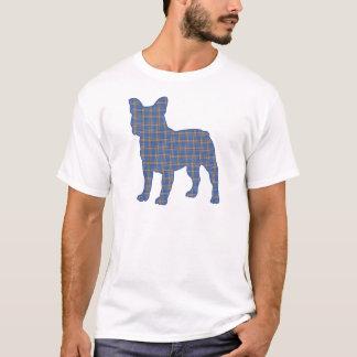 blue_plaid_ T-Shirt