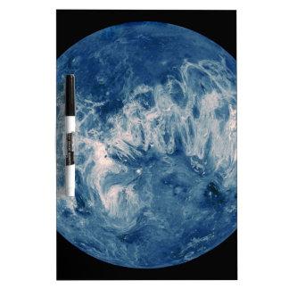 Blue Planet - Blue Moon Dry Erase Board
