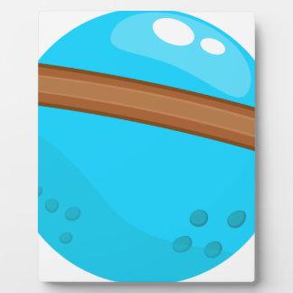 Blue Planet Plaque