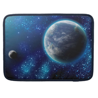 Blue Planets Sleeve Sleeves For MacBook Pro