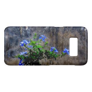 Blue Plumbago Case-Mate Samsung Galaxy S8 Case