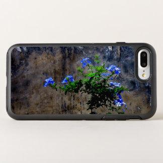 Blue Plumbago OtterBox Symmetry iPhone 8 Plus/7 Plus Case