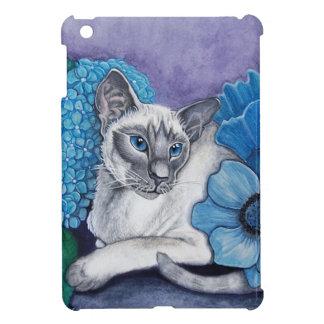 Blue Point Siamese Cat iPad Mini Cover