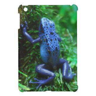 Blue Poison Arrow Frog Case For The iPad Mini