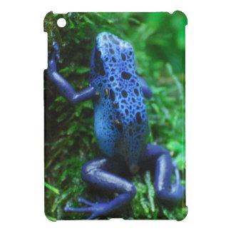 Blue Poison Arrow Frog iPad Mini Cover