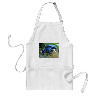 Blue Poison Dart Frog Apron