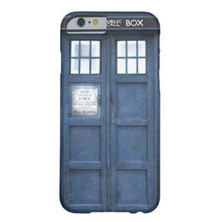 Blue Police Box iPhone 6 Case