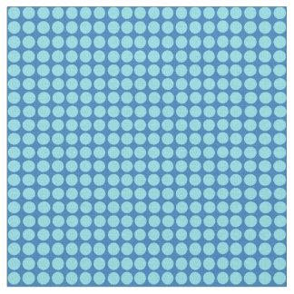 Blue Polka Dots Circle Polkadot Pattern Polkadot Fabric