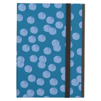 Blue Polka Dots iPad Air Case