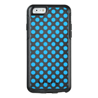 Blue Polka Dots OtterBox iPhone 6/6s Case
