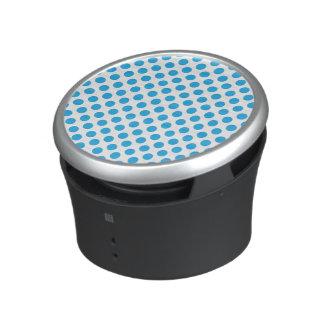 Blue Polka Dots Speaker